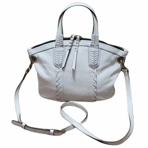 OrYany Cassie pebbled leather bag